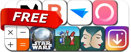 iPhone & iPad Apps Gone Free - May 1, 2018