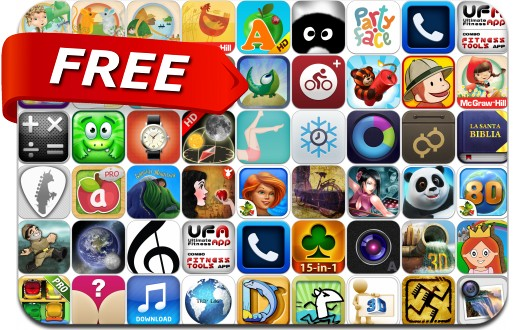 iPhone & iPad Apps Gone Free - April 20