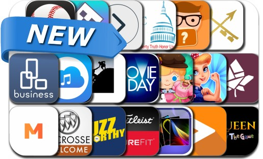 Newly Released iPhone & iPad Apps - May 28, 2015