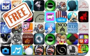 iPhone and iPad Apps Gone Free - October 29