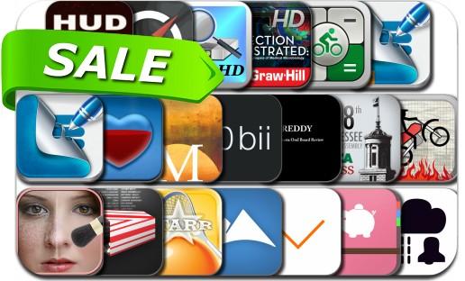 iPhone & iPad App Price Drops - January 8