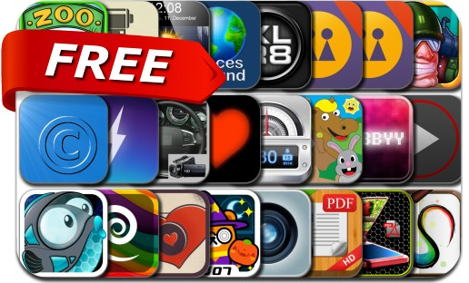 iPhone & iPad Apps Gone Free - August 11