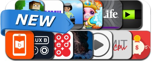 Newly Released iPhone & iPad Apps - April 18, 2015