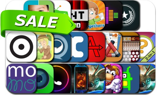 iPhone & iPad App Price Drops - May 4, 2016