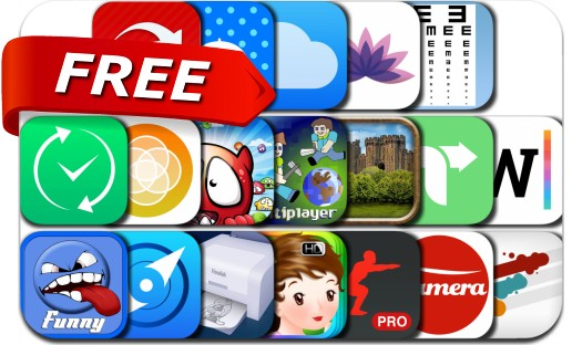 iPhone & iPad Apps Gone Free - March 27, 2016