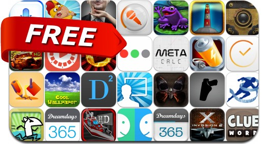 iPhone & iPad Apps Gone Free - November 20