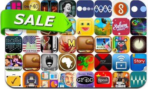 iPhone & iPad App Price Drops - July 22, 2015