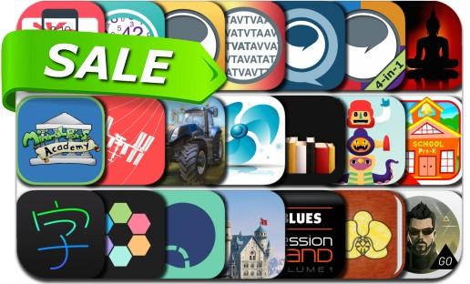 iPhone & iPad App Price Drops - November 16, 2016