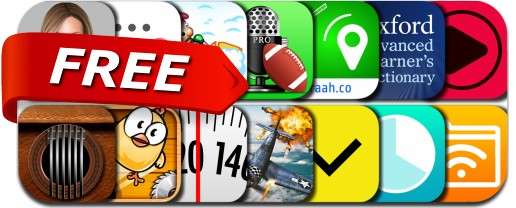 iPhone & iPad Apps Gone Free - December 8, 2015
