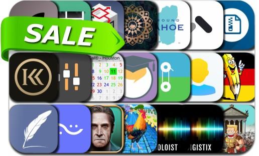 iPhone & iPad App Price Drops - November 18, 2020