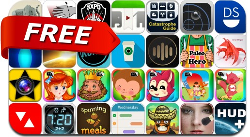 iPhone & iPad Apps Gone Free - June 4, 2014
