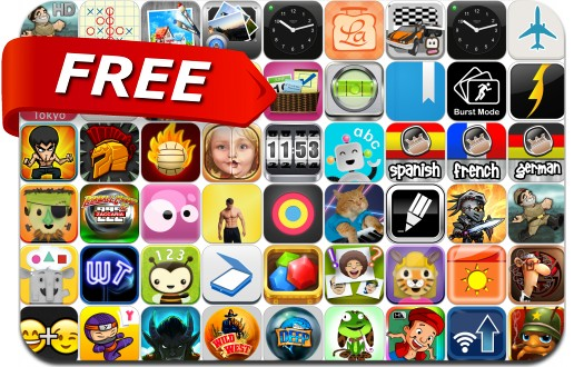 iPhone & iPad Apps Gone Free - August 17