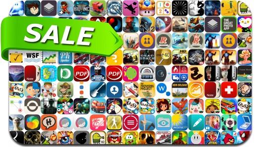 iPhone & iPad App Price Drops - July 15, 2015