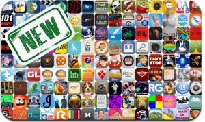 Newly Released iPhone and iPad Apps - October 11
