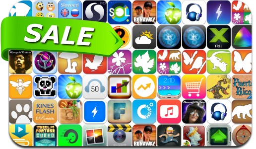 iPhone & iPad App Price Drops - March 21, 2014