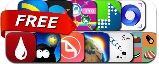 iPhone & iPad Apps Gone Free - August 29, 2017
