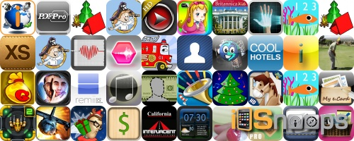 iPhone and iPad Apps Gone Free - February 18 Roundup