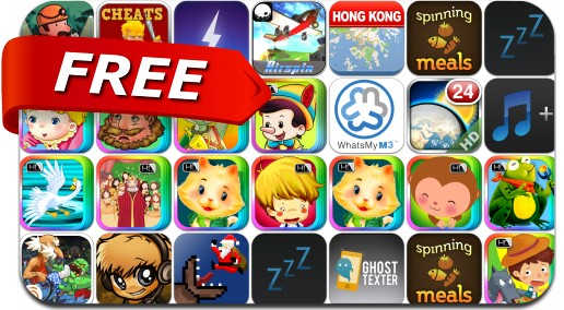 iPhone & iPad Apps Gone Free - May 11, 2014