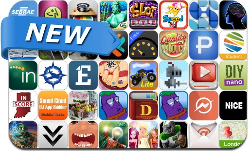 Newly Released iPhone & iPad Apps - April 10