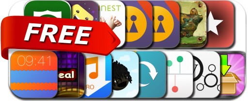 iPhone & iPad Apps Gone Free - October 8, 2014