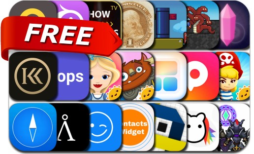 iPhone & iPad Apps Gone Free - January 29, 2021