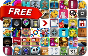 iPhone and iPad Apps Gone Free - January 11