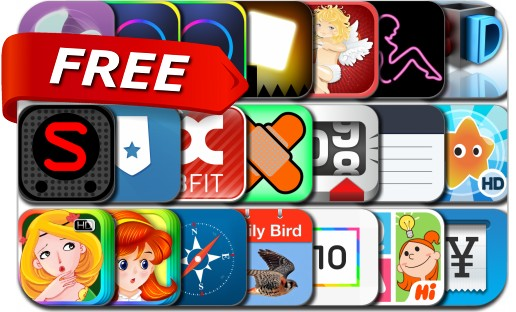 iPhone & iPad Apps Gone Free - November 10, 2014