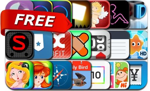 iPhone & iPad Apps Gone Free - November 10, 2014