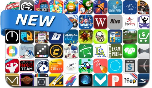 Newly Released iPhone & iPad Apps - March 15, 2014