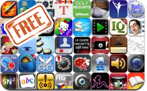 iPhone and iPad Apps Gone Free - November 11