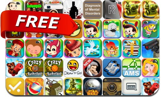 iPhone & iPad Apps Gone Free - September 2