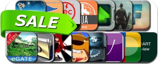 iPhone & iPad App Price Drops - December 27