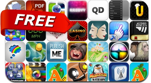 iPhone & iPad Apps Gone Free - June 30