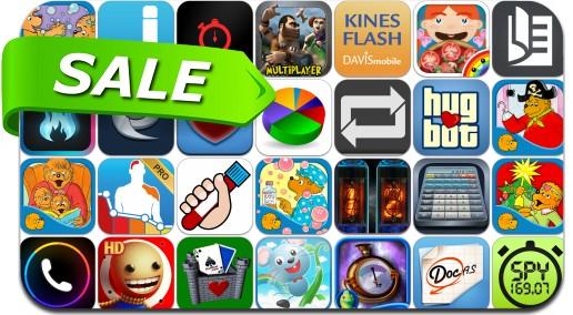 iPhone & iPad App Price Drops - September 16, 2014