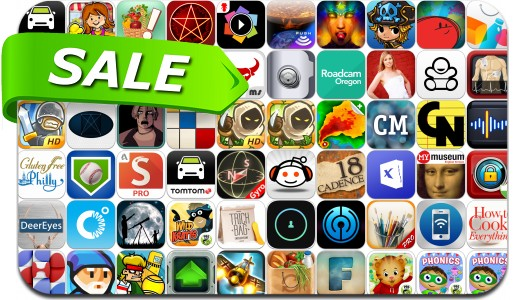 iPhone & iPad App Price Drops - March 14, 2014