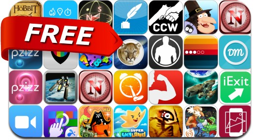 iPhone & iPad Apps Gone Free - March 1, 2014