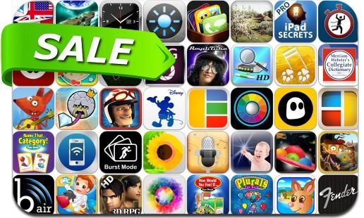 iPhone & iPad App Price Drops - September 24