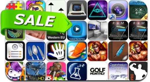 iPhone & iPad App Price Drops - May 5