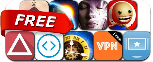 iPhone & iPad Apps Gone Free - January 5, 2016