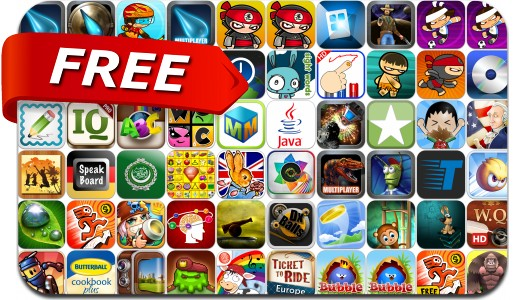 iPhone & iPad Apps Gone Free - April 26