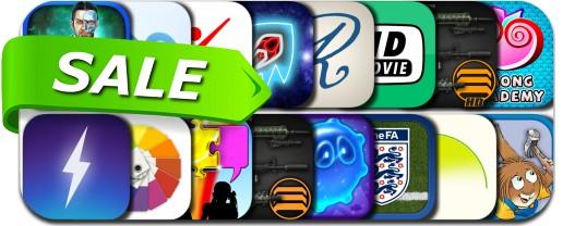 iPhone & iPad App Price Drops - August 6, 2016