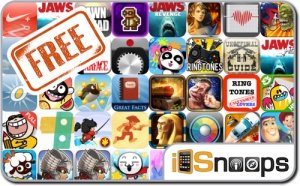 iPhone and iPad Apps Gone Free - June 22