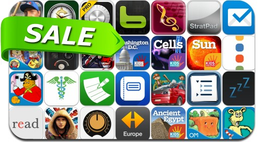iPhone & iPad App Price Drops - October 21, 2014