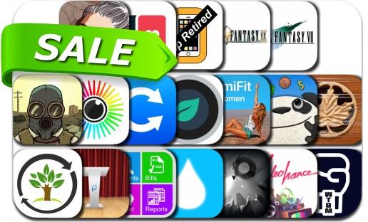 iPhone & iPad App Price Drops - July 25, 2018