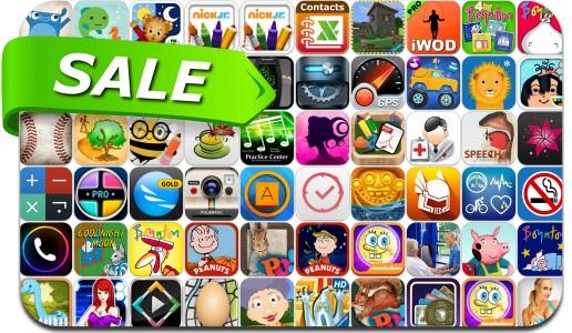 iPhone & iPad App Price Drops - January 16
