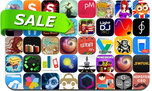 iPhone & iPad App Price Drops - April 29, 2016