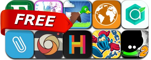 iPhone & iPad Apps Gone Free - June 22, 2016
