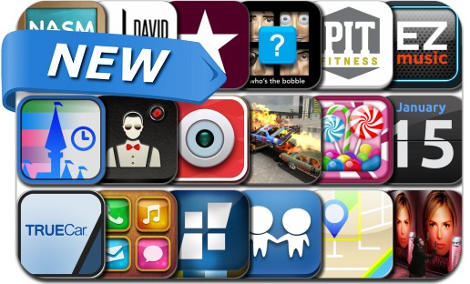 Newly Released iPhone & iPad Apps - June 10