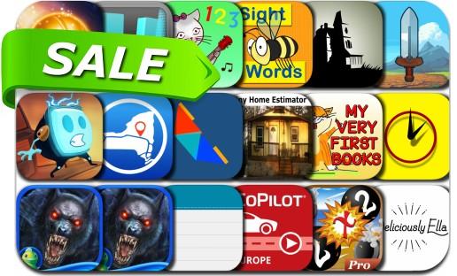 iPhone & iPad App Price Drops - January 4, 2018