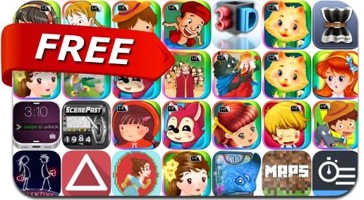 iPhone & iPad Apps Gone Free - February 15, 2016